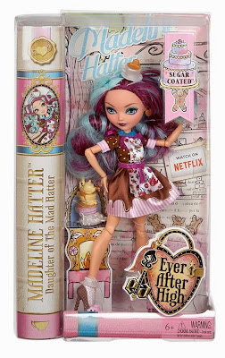 JUGUETES - Ever After High : Sugar Coated  Madeline Hatter | Muñeca - Doll   Toys | Producto Oficial 2015 | Mattel | A partir de 6 años