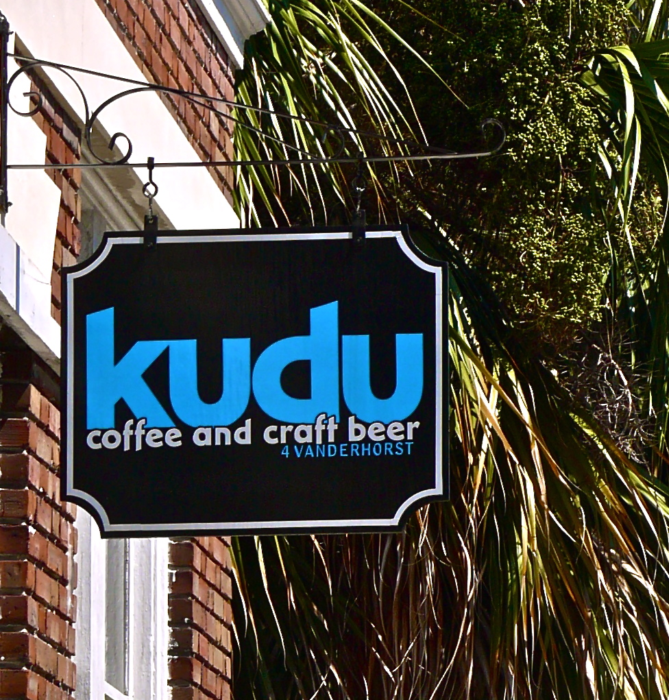 Kudu Coffee and Craft Beer