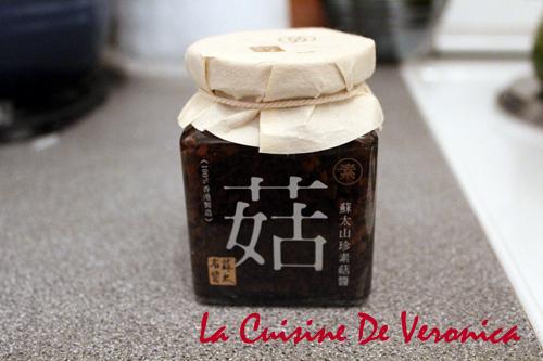 蘇太山珍素菇醬