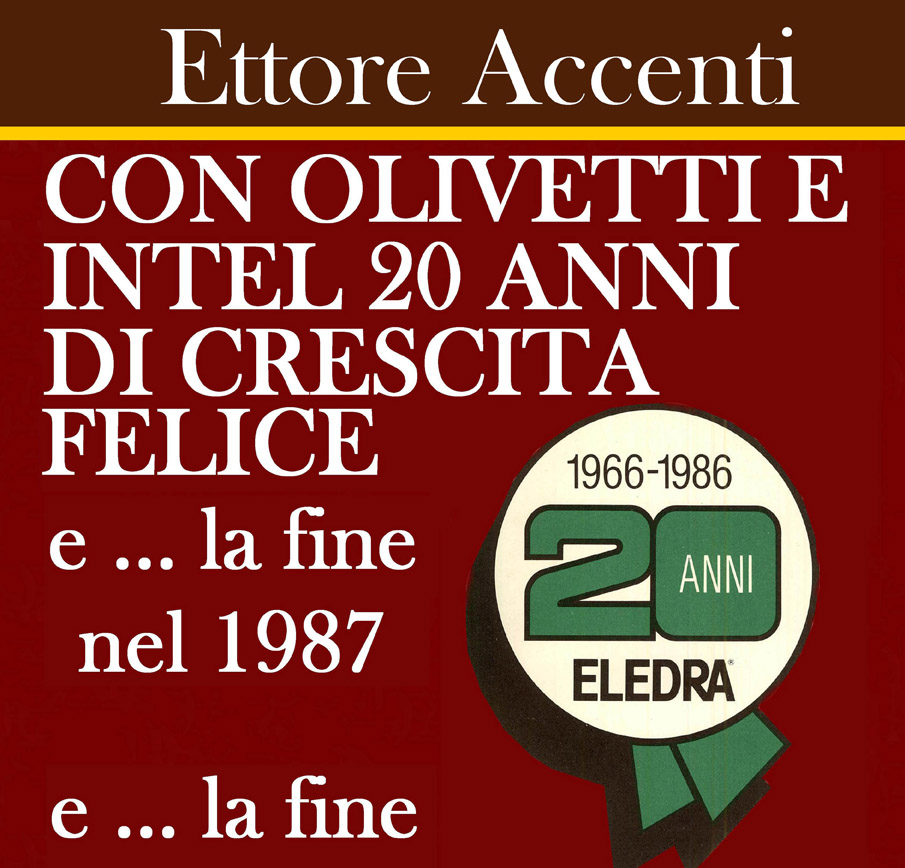 Olivetti Intel Eledra