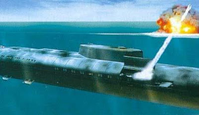The World's Biggest Nuclear Submarine that can carry 20 Nuclear MIRV Is Also One of the Sneakiest