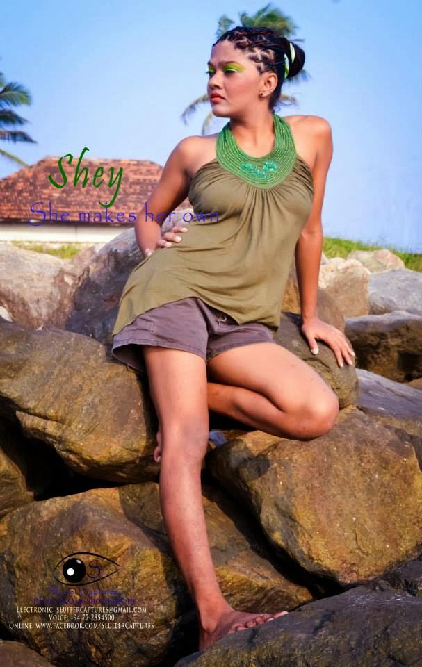 Shey Marina legs