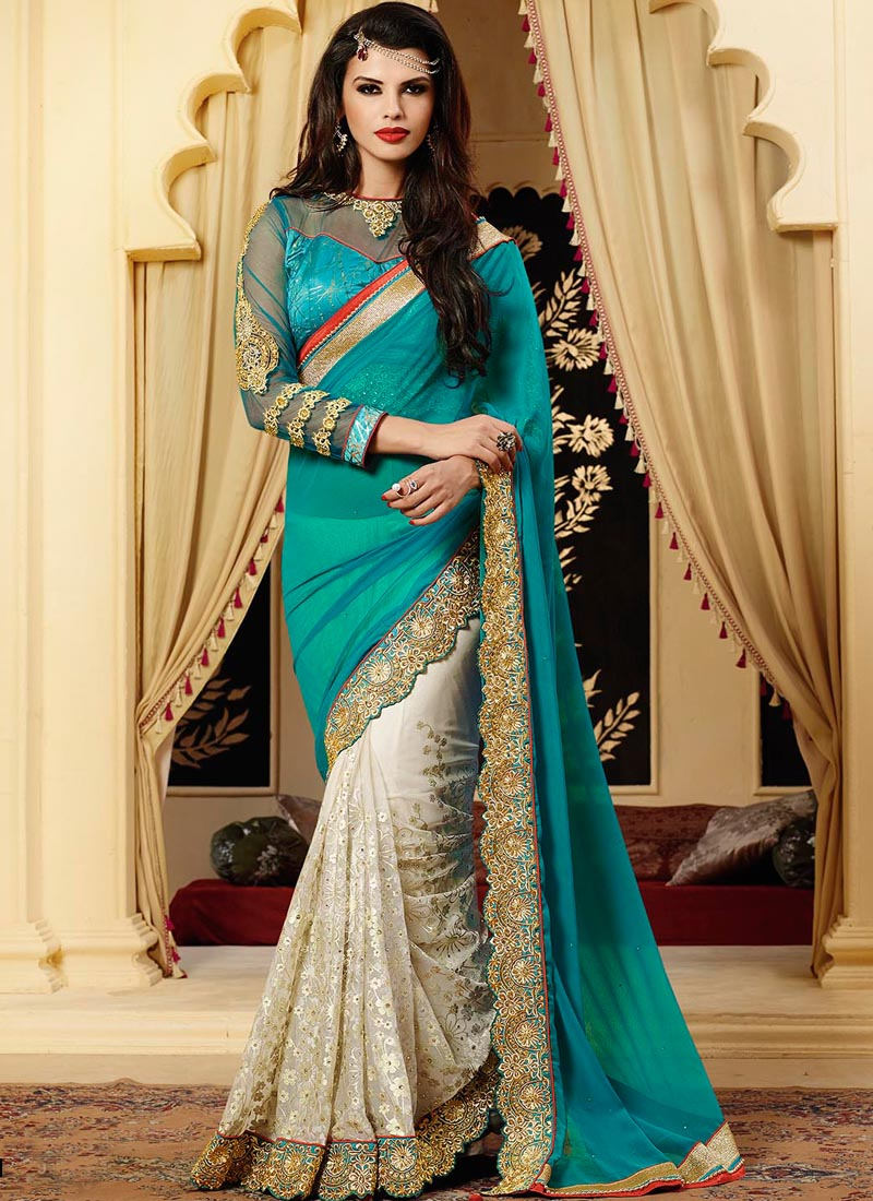 Wholesale Party Wear Designer Sarees Collection