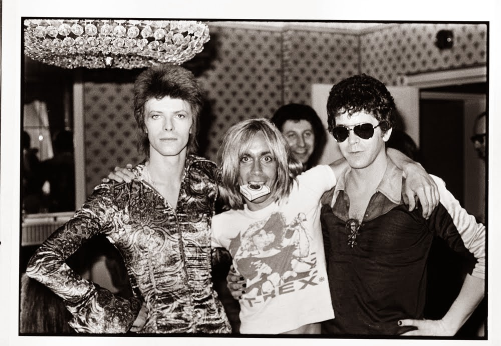 LOU REED & FRIENDS