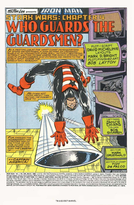 Captain America (1968) Issue #339b #269 - English 3