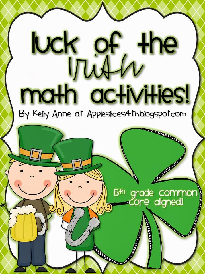 http://www.teacherspayteachers.com/Product/St-Patties-5th-Grade-Math-Centers-580050