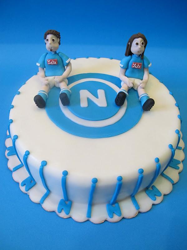 SKACCIA KITCHEN: Napoli Champions Cake