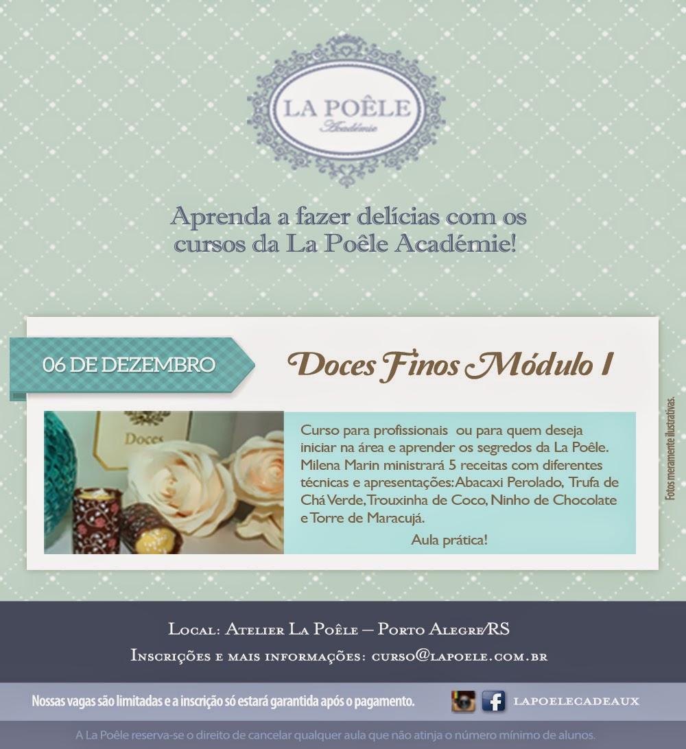 Doces Finos I - 06/12