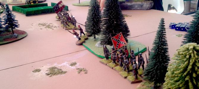 Guerra Civil Americana 35 mm.