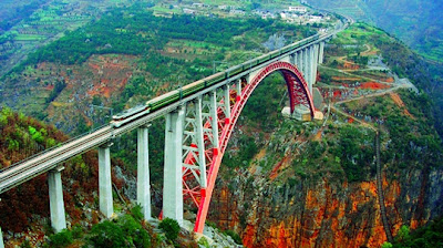Beipanjiang River Bridge 2009