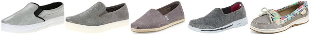 Qupid Reba-05 Fashion Sneaker $13.59 (regular $30.00)  MIA Corklynn Fashion Sneaker $17.70 (regular $59.95)  TOMS Classic Suede Rope Sole Slip On $47.25 (regular $79.00) awesome price for TOMS!  Skechers Go Walk Lead Memory Form Fit Walking Shoe $49.99 (regular $57.00)  Sperry Top Sider Angelfish Flamingo Floral Boat Shoes $59.99 (regular $88.00) some prints as low as $44.00