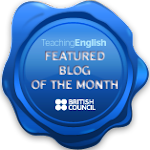 British Council Teaching English Blog of the Month (February 2012)