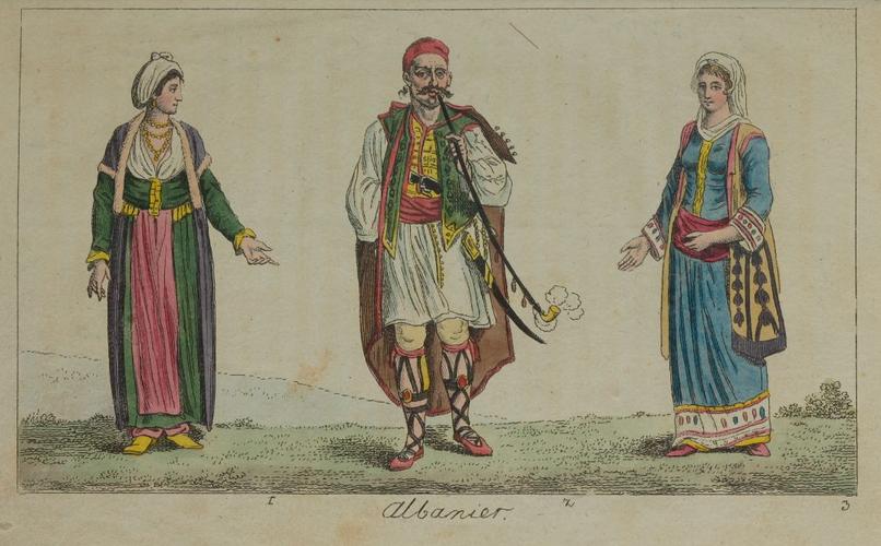 Albanier