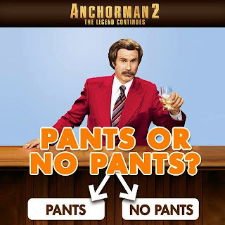 Credit: Facebook\Anchorman 2