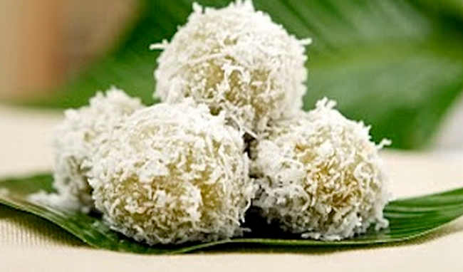Kue Bunga Kayu Khas Aceh
