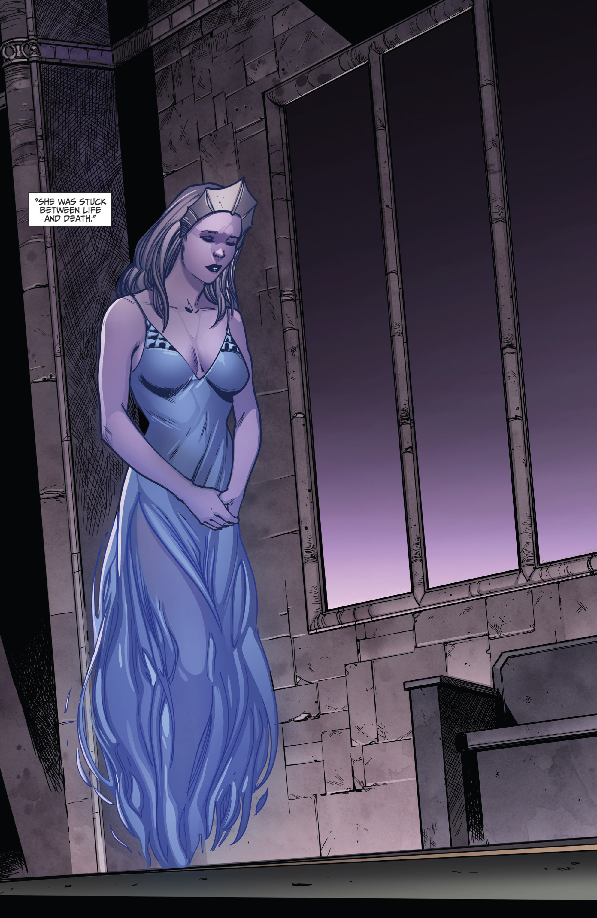 Grimm Fairy Tales (2005) Issue #108 #111 - English 3