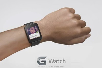 Wear Android work well on the clock LG G Watch
