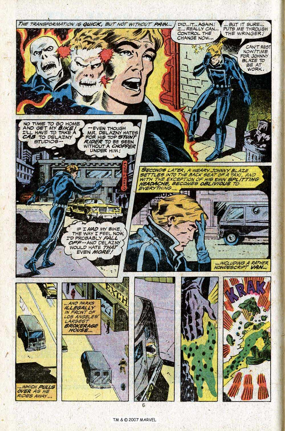 Ghost Rider (1973) Issue #23 #23 - English 8