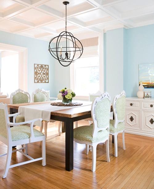Diy Dining Room Light: DIY Decorative Spheres