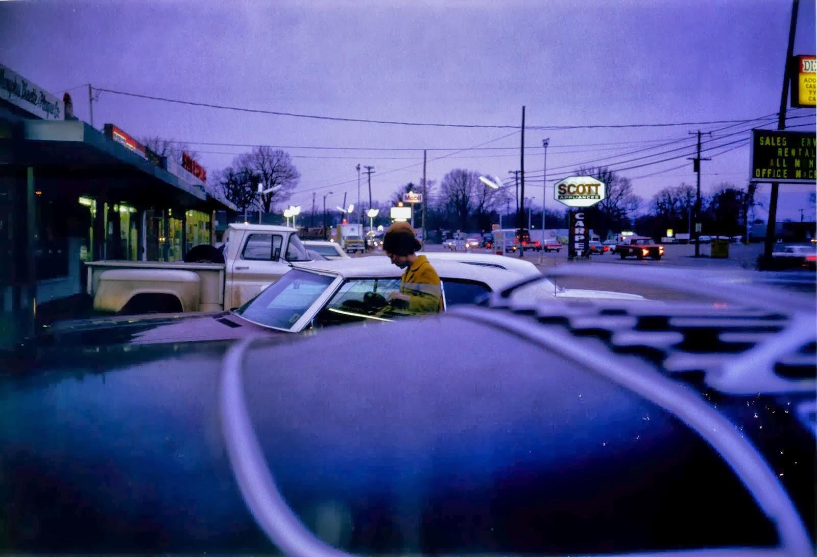 Viva Eggleston FOTÓGRAFOS: WILLI...