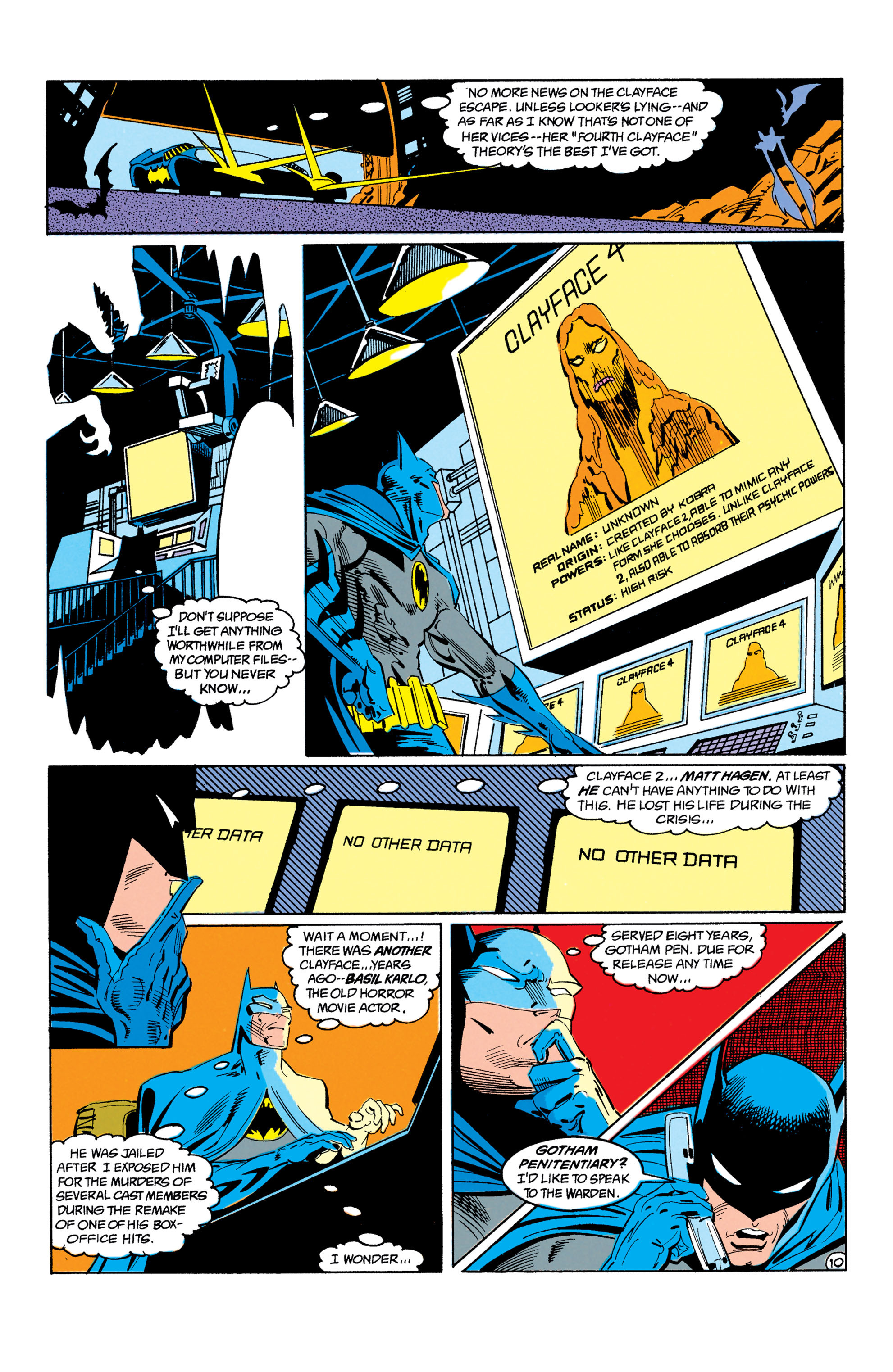Detective Comics (1937) Issue #605 Page 11