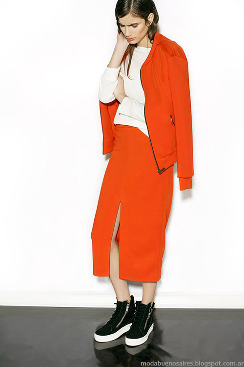 Nous primavera verano 2015, moda verano 2015 faldas.