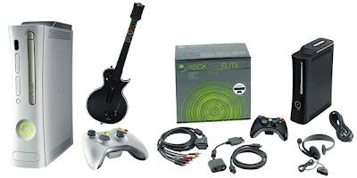 quais os acessórios para Xbox 360