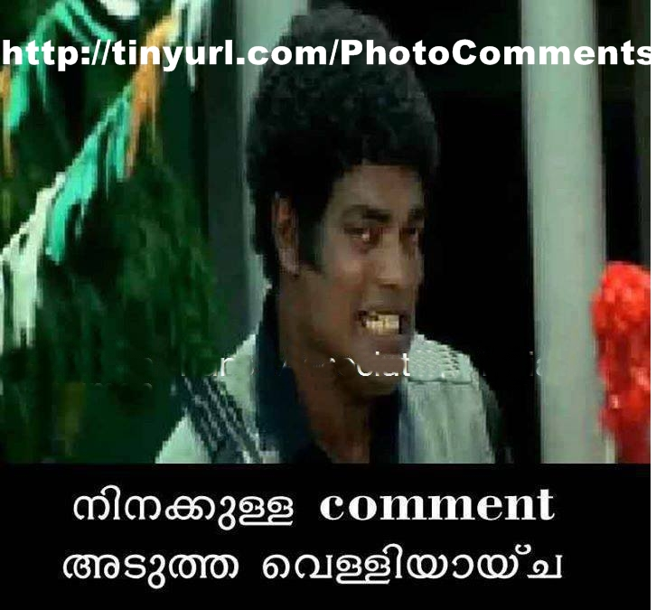malayalam comedy comments for fb holidays oo