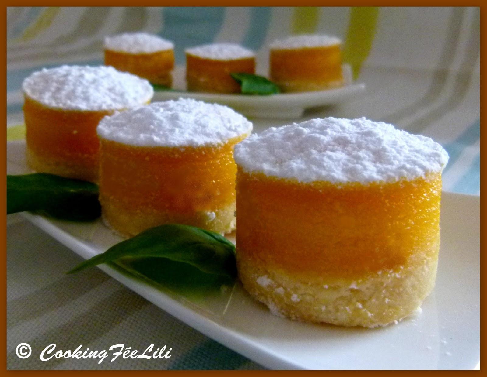 Cooking f e lili petits flans tout jaunes au citron vert - Les saints de glace c est quand ...