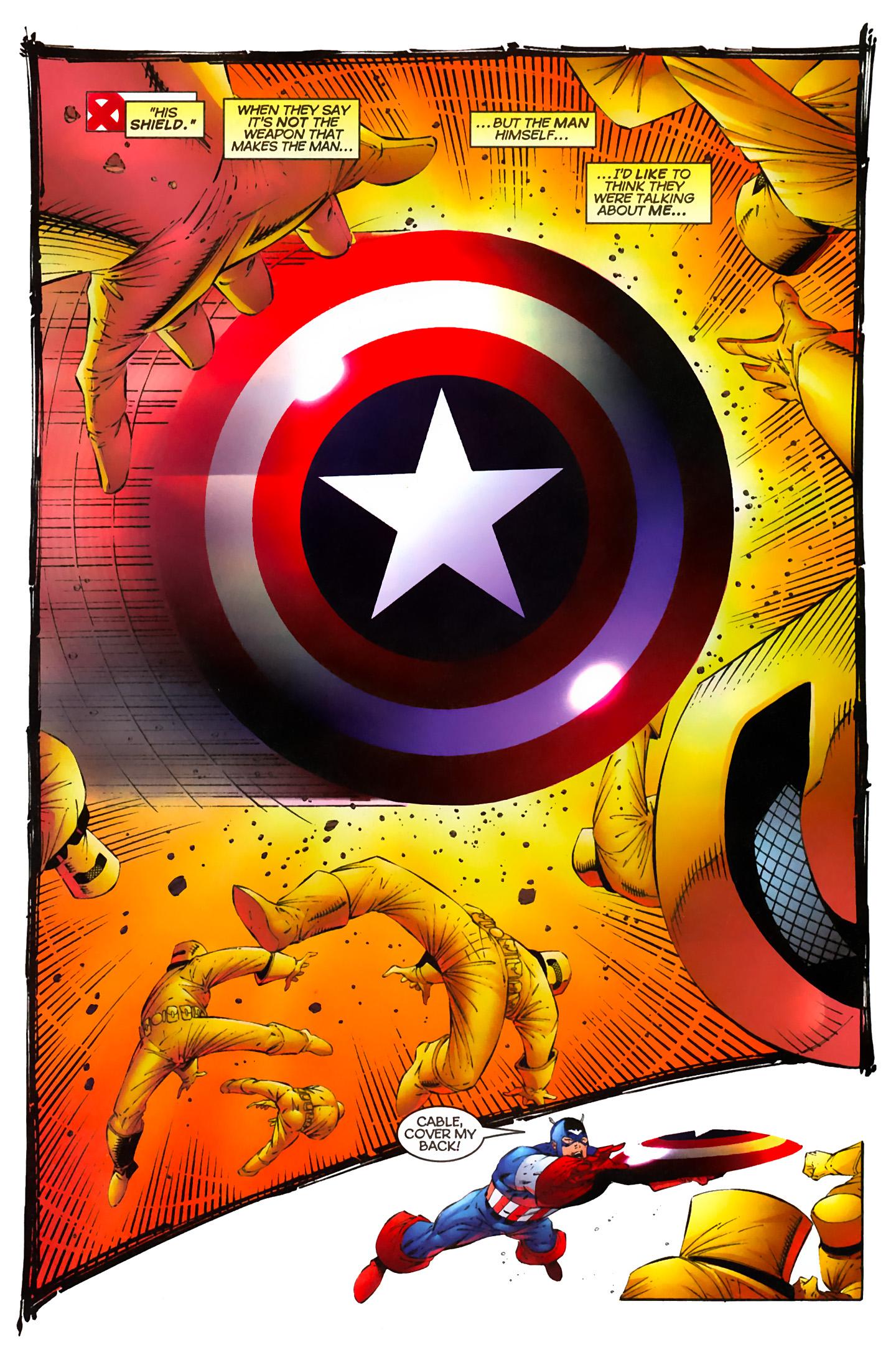 Captain America (1996) Issue #6 #6 - English 5