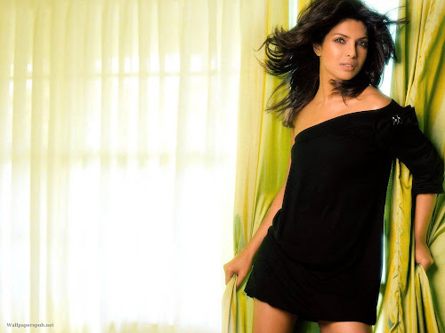 Priyanka Chopra-Don 2 Beautiful Wallpapers