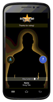 cara voting rising star indonesia lewat pc