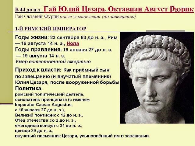 Скрябин Скачать, Слушать mp3 онлайн. Римские императоры - Презентац