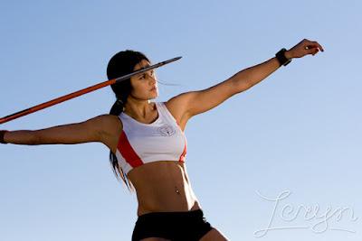 La mujer atleta