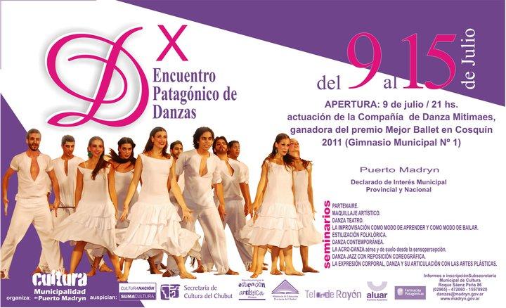 X Encuentro Patagónico de Danzas - Puerto Madryn