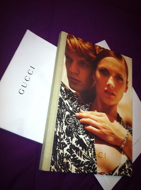 Catálogo GUCCI 2012