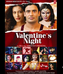 Valentines Night (2012 - movie_langauge) - Shikhi Gupta, Sunny Hinduja, Prabhat Kumar, Rahul Madhav, Rahul Minz, Payal Rohatgi, Rakhi Sawant, Sangram Singh