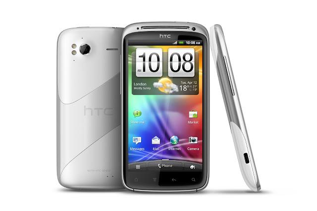 مواصفات الهاتف الذكي  HTC Sensation