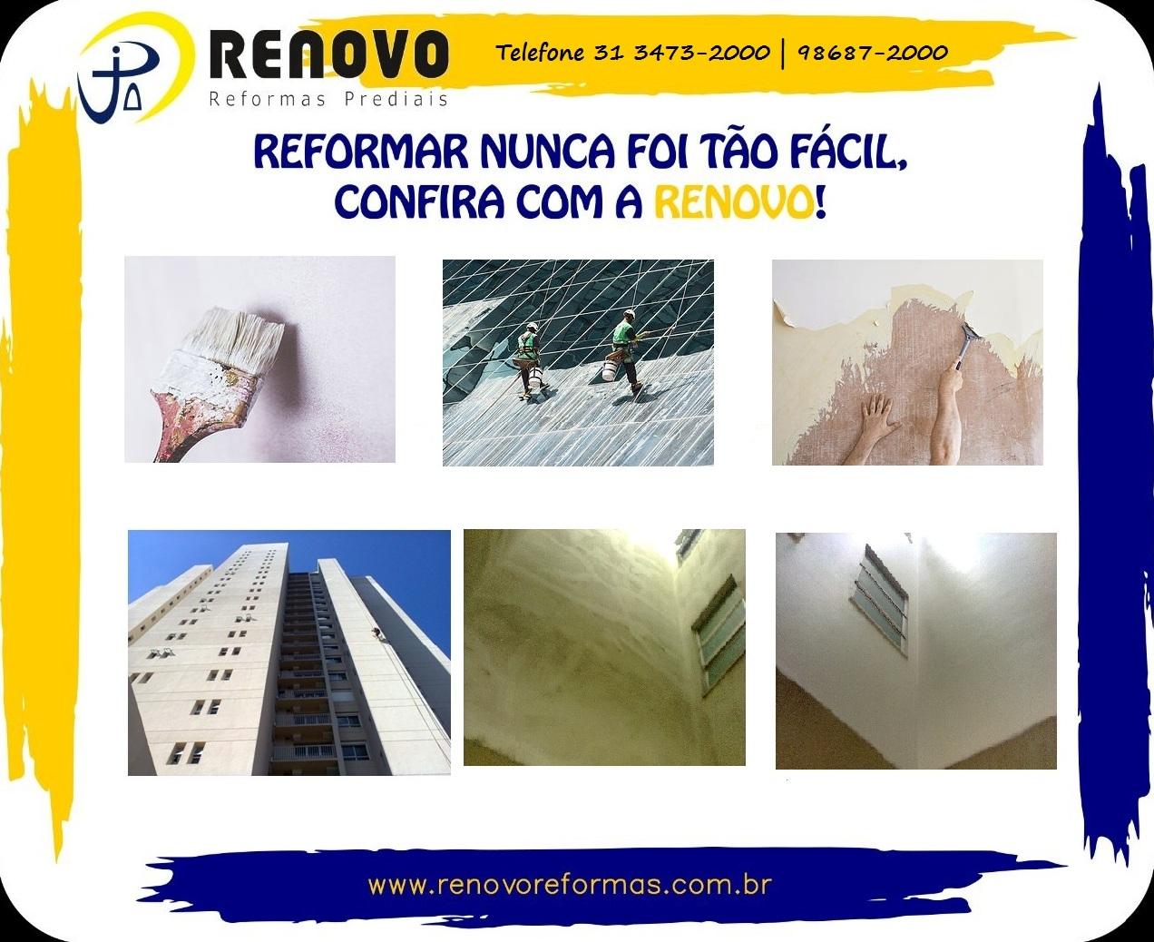 Renovo-Reformas-Prediais-Limpeza-de-Fachada-BH