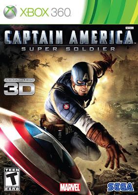 Captain America: Il Super Soldato Xbox 360