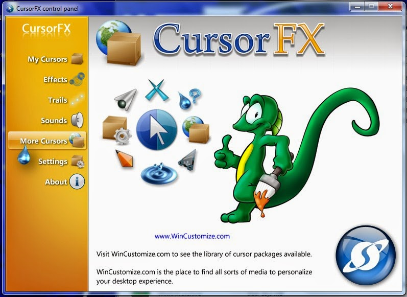 Download CursorFX Plus V2.11
