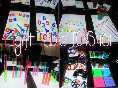awesome light table toys and accessories