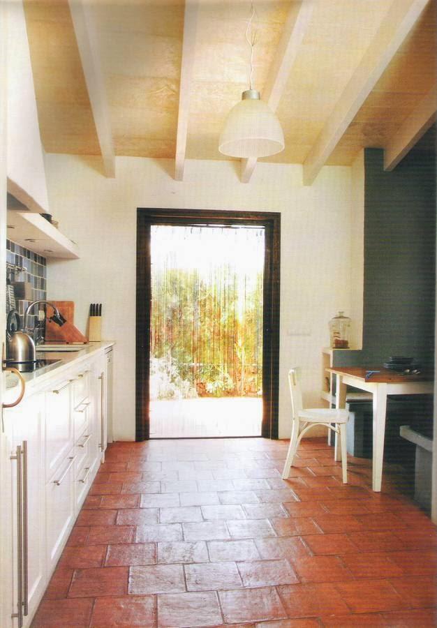 Arquitectura de casas casa campo revista de for Cocinas para casas de campo