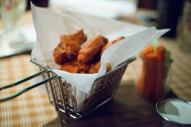 Montage Deer Valley Resort Burgers and Bourbon Chicken Wings