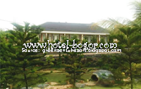 <b>Green Sentul Indah Hotel and Resort</b>