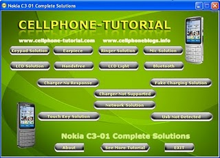Nokia+C3 01+Hardware+Repair+Solution Nokia C3 01 Hardware Repairing Solutions