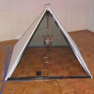Энергетические пирамида своими руками