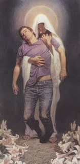 Nos braços do Pai