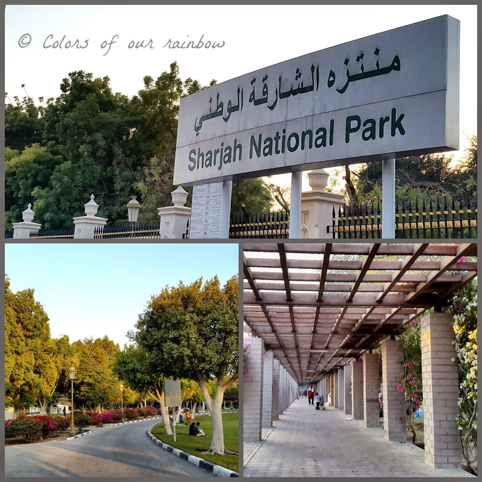 Sharjah National Park