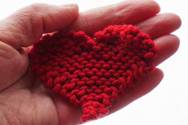 Bellezza dei lavori a maglia